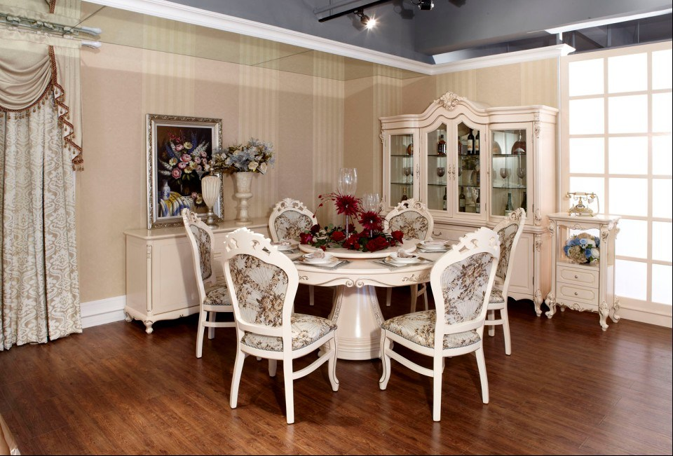 China Round Dining Table Sets Photos Pictures Made In