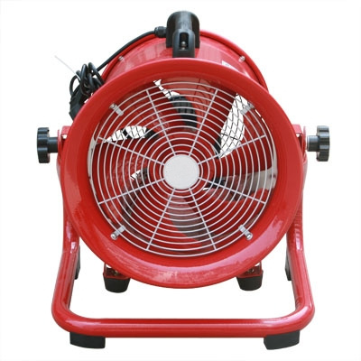 UL Hand Push Portable Axial Blower