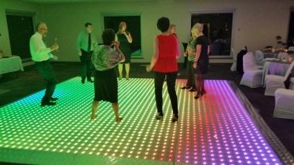 Newest Professional Parties / Events Dancing Floor/ LED Dance Floor