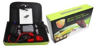 12000mAh Mini Portable Power Bank Car Jump Start