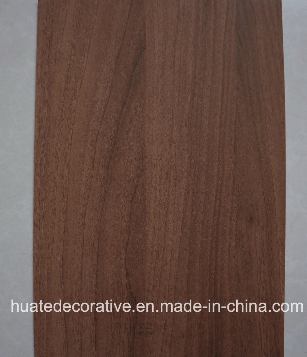 Wood Grain Paper, Walnut, Melamine Paper for Plywood, MDF