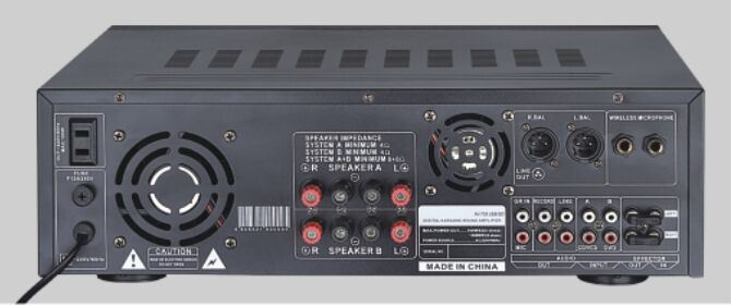 Hot Sale Professional Power Amplifier for KTV
