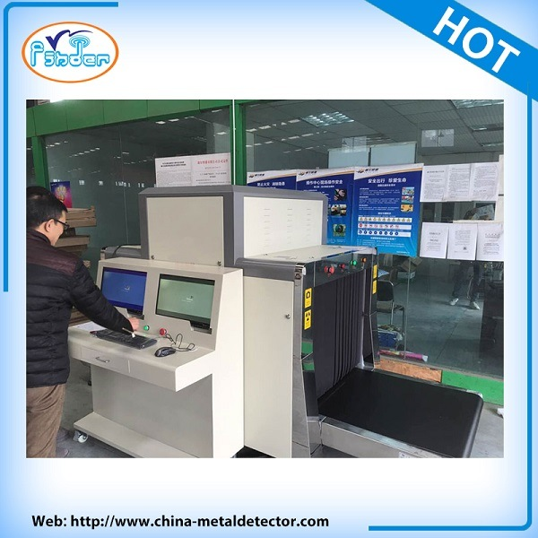 Hotel Security X-ray Baggage Scanner Machine