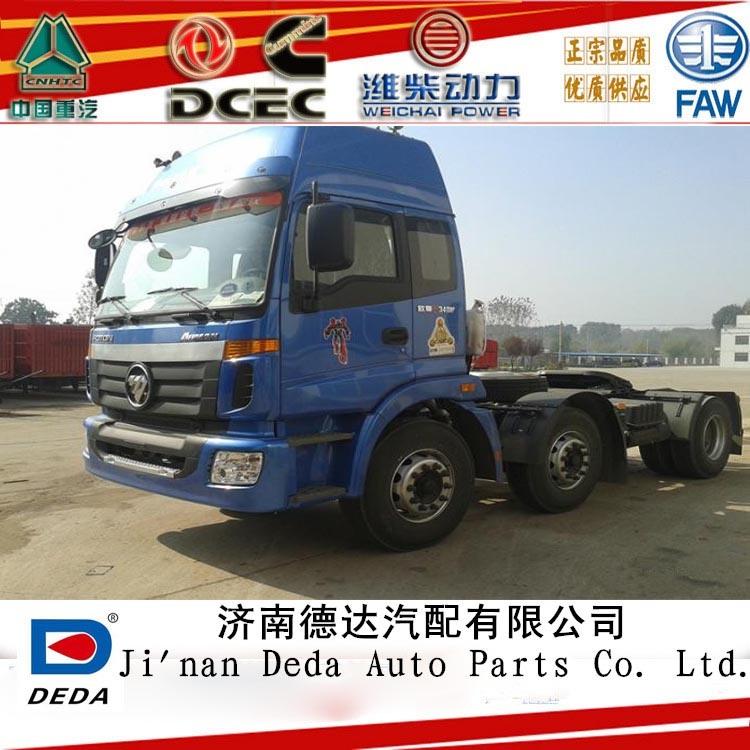 Truck Foton Auman Etx 6X4 375HP Tractor Truck/Trailer Head
