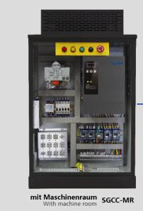 Machine Roomless Gearless Drive Hospital Passenger Elevator Lift