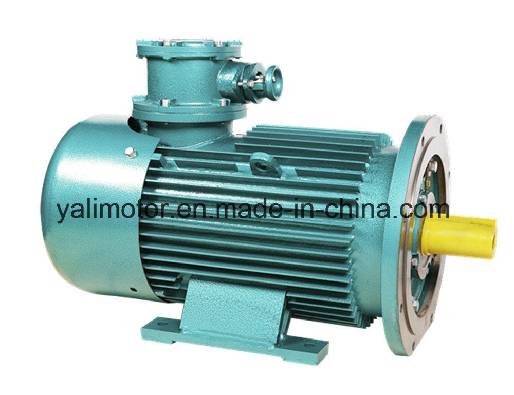 Ybu Three-Phase Asynchronous Motor for Emulsion Pump of Coal Mine
