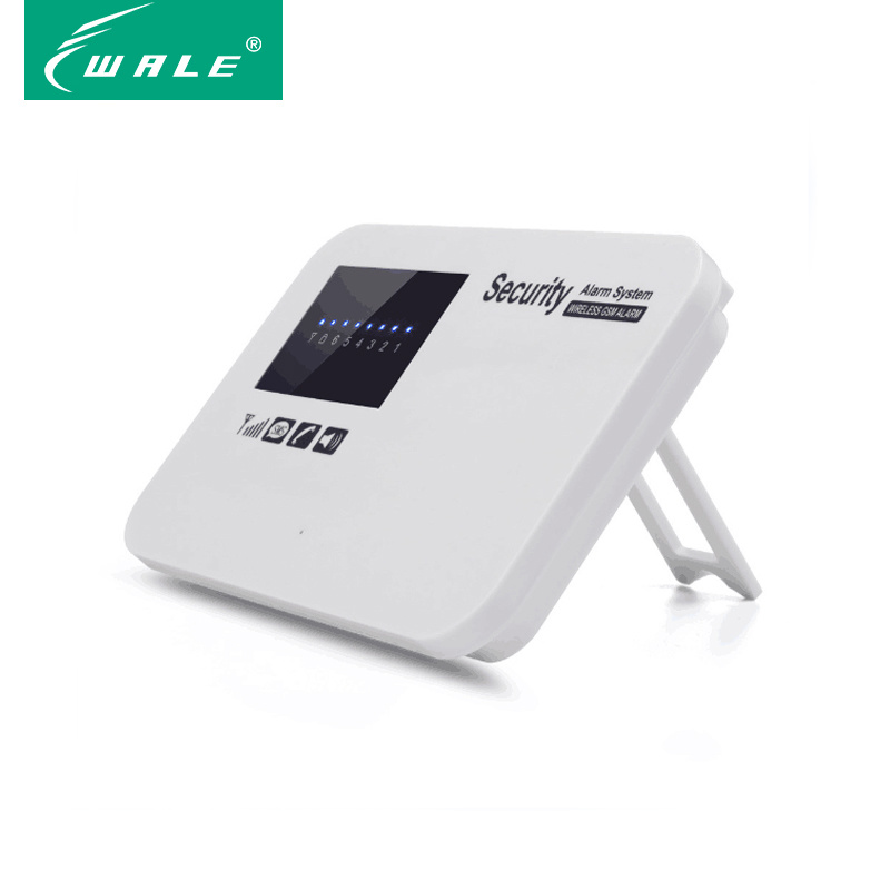Wireless Home Security GSM Alarm System with Support Android & Ios APP
