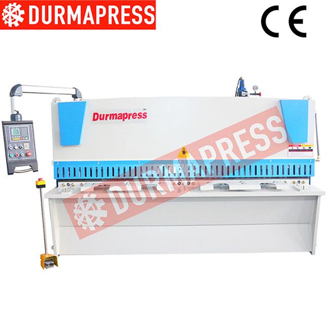 4000mm Hydraulic CNC Shearing Machine on Sale