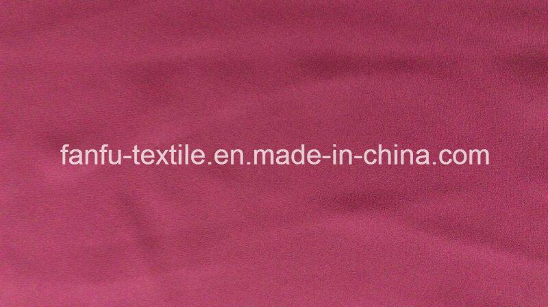 100% Polyester Moss Crepe Chiffon Fabric