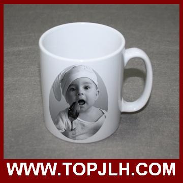 Grade a 11 Oz Sublimation Ceramic White Mugs