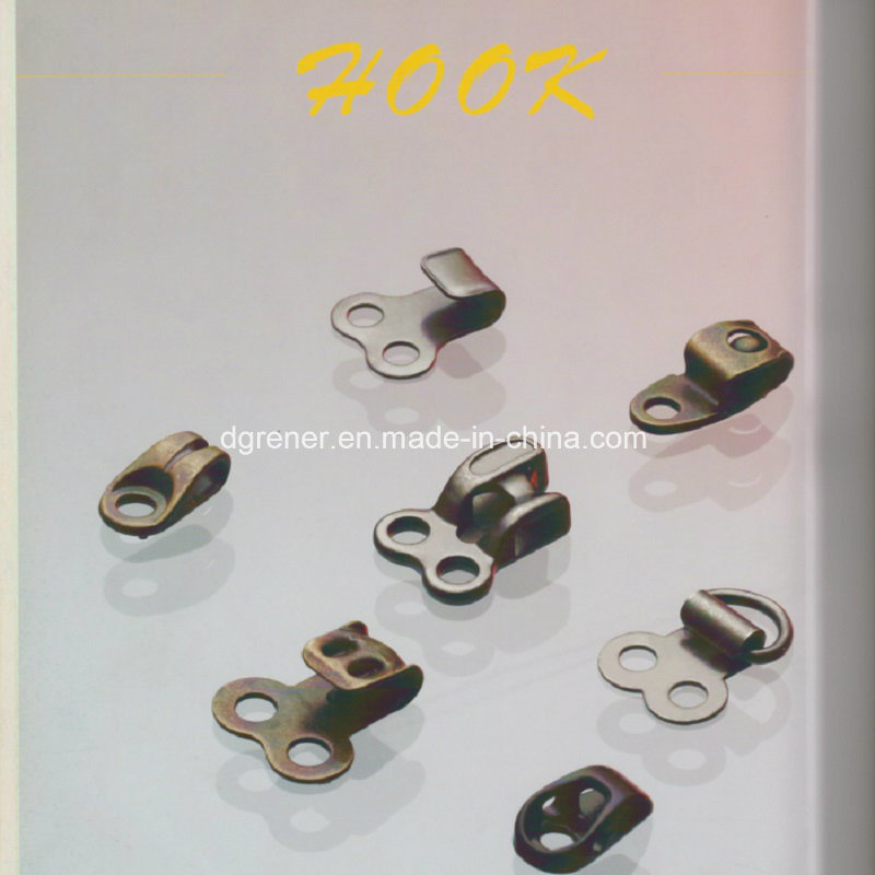 High Quality Special Shoe Buckles Doubel Holes Hook
