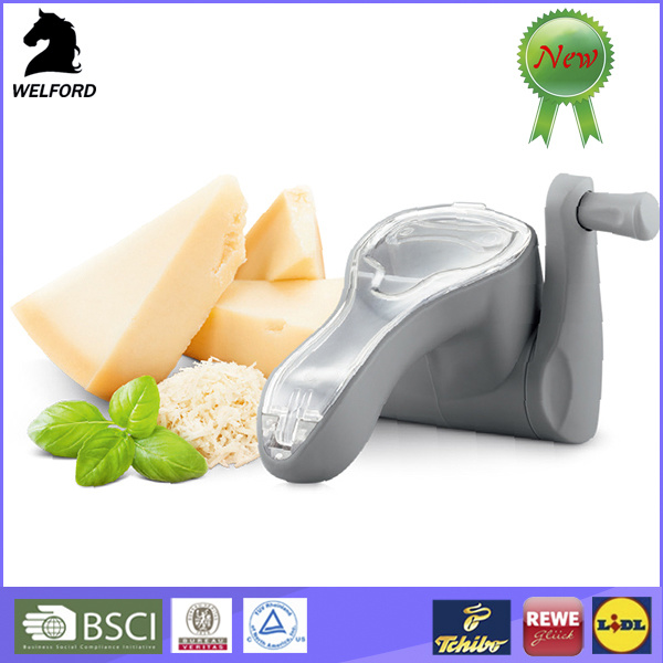 Hot Selling Novelty Colorful Rotary Grater