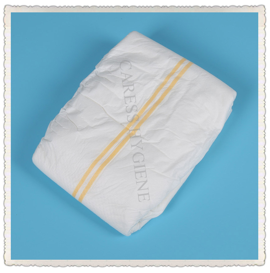 Super Absorbent Incontinent People Adult Diaper