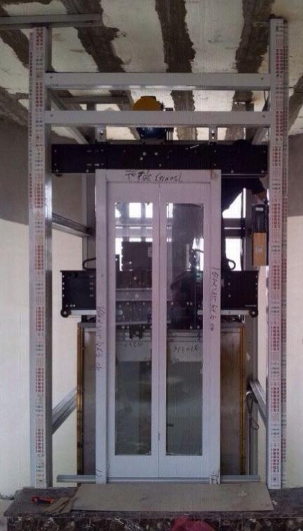 Villa Lift for Private Villa or Home Installation