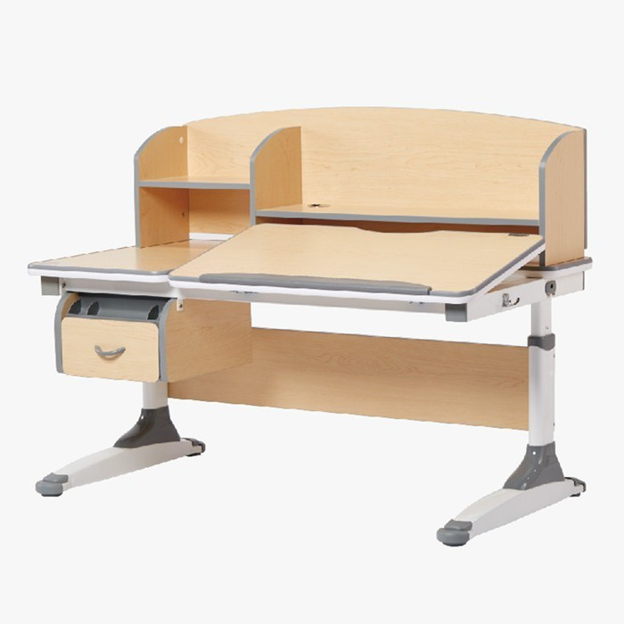 Istudy Ergonomic E1 Board Height Adjustable Study Table for Children
