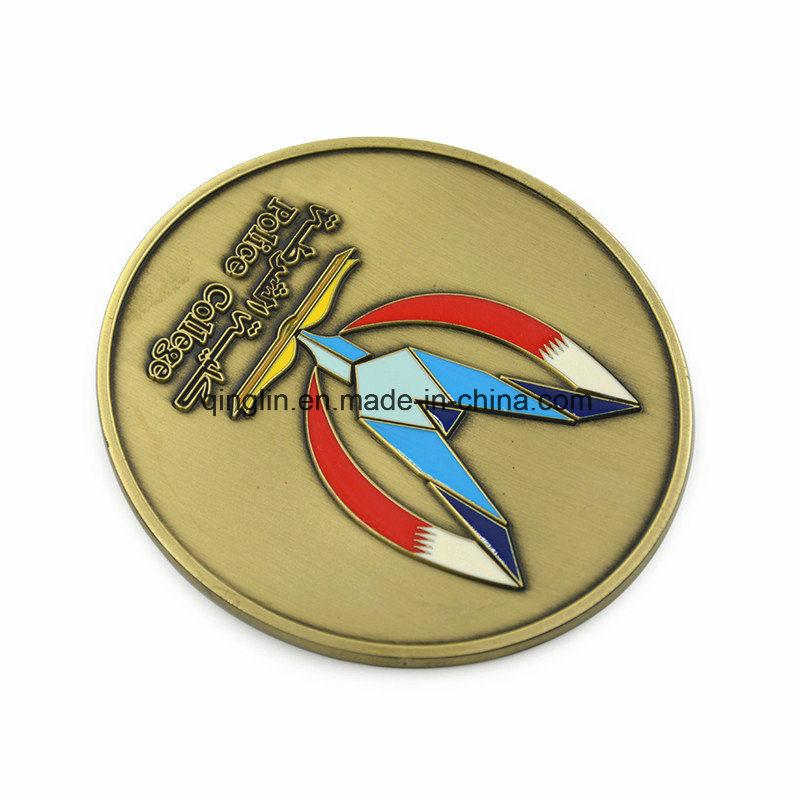 Custom Round Shape Medals for Souvenir Gift