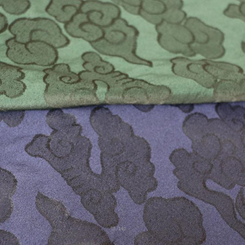 100% Polyester Good Quality Men Clothes/Men Jacket Jacquard Fabric