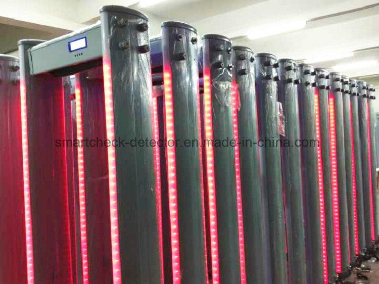 Airport Metal Detector Ellipse Walk Through Metal Detector