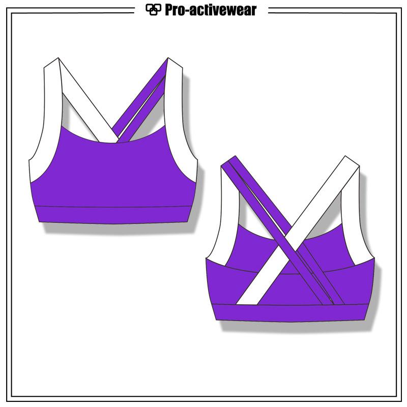 Breathable Dri Fit Singlet Fitness Yoga Tank Top Gym Wear for Ladies Fitness Running Custom Yoga Sports Bra