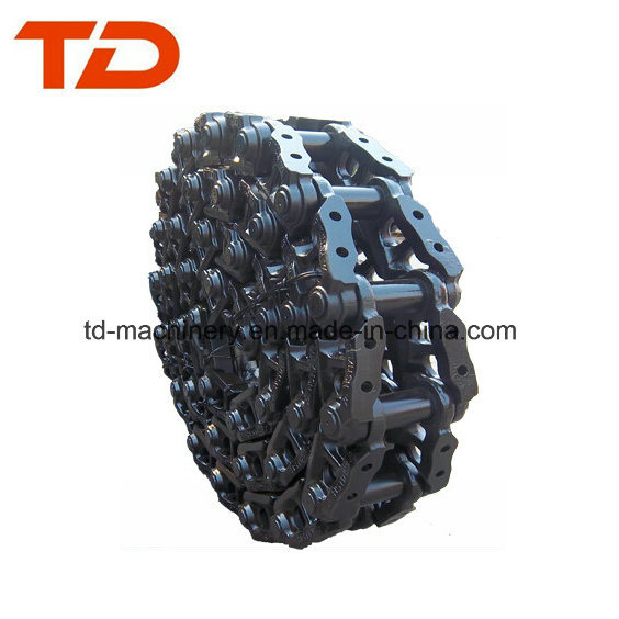 Track Link Loader Excavator Chain Link Undercarriage Parts Roller Chain Link Crawler Construction