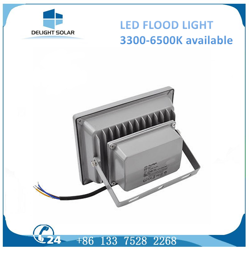 White Color Highmast Stadium Project Outdoor LED Flood Light