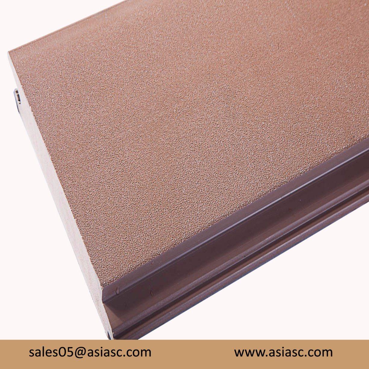 Outdoor WPC-Alternative PVC Flooring Tiles