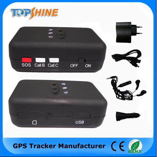 Free Tracking Platform 3 Sos Buttons Personal GPS Trakcer