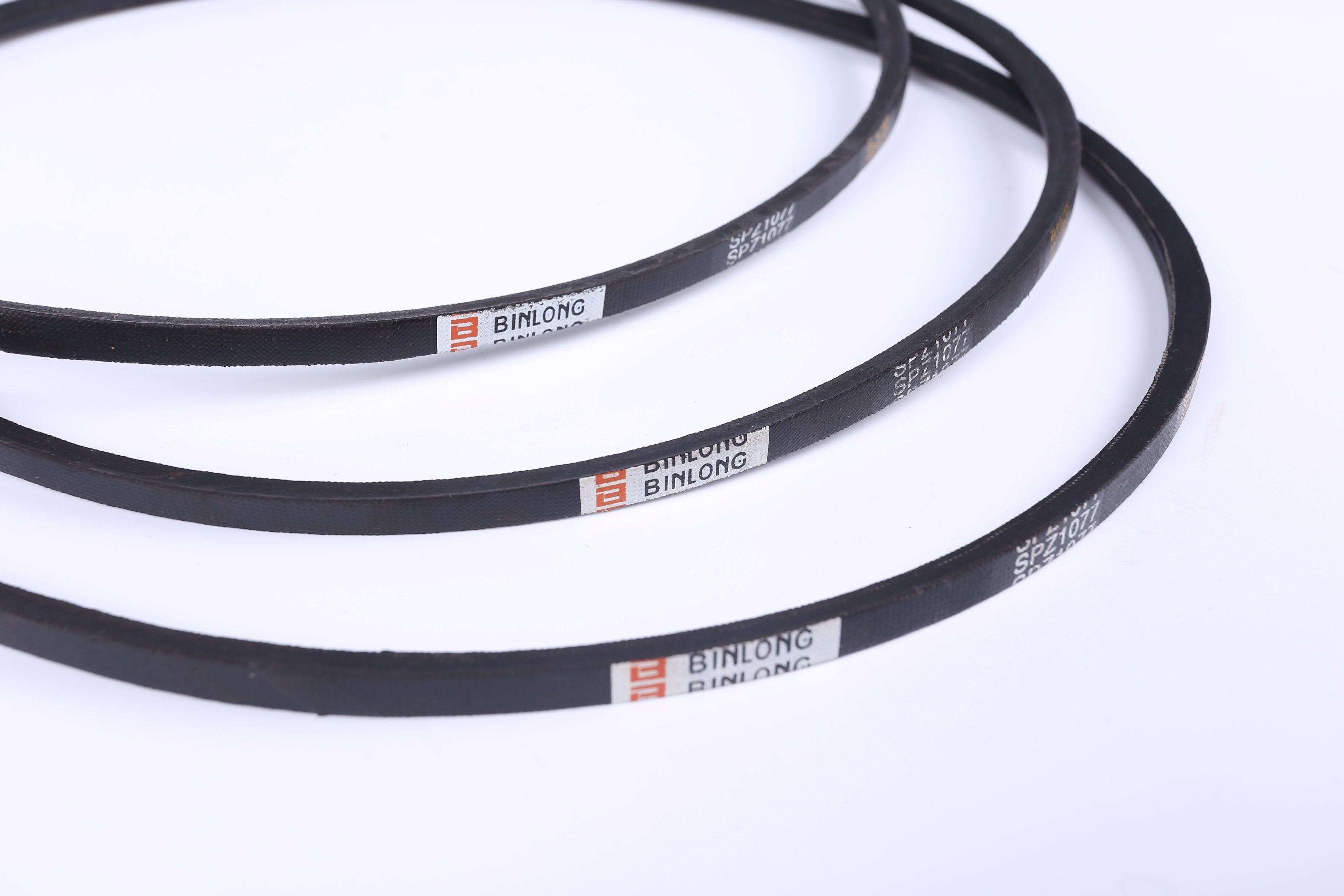 V Belt-Classical Raw Edge Cogged Vbelts for Automobile Part