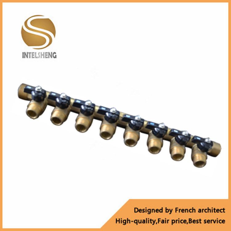 China Manifold Supplier Brass Manifold Valve