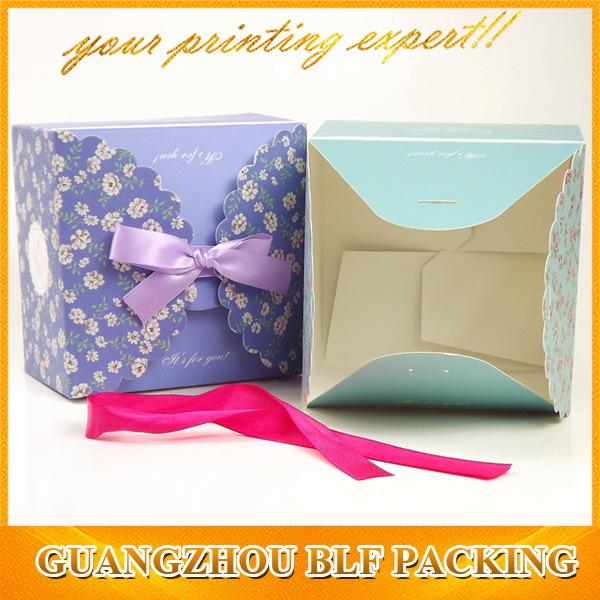 Wedding Favor Gift Paper Box