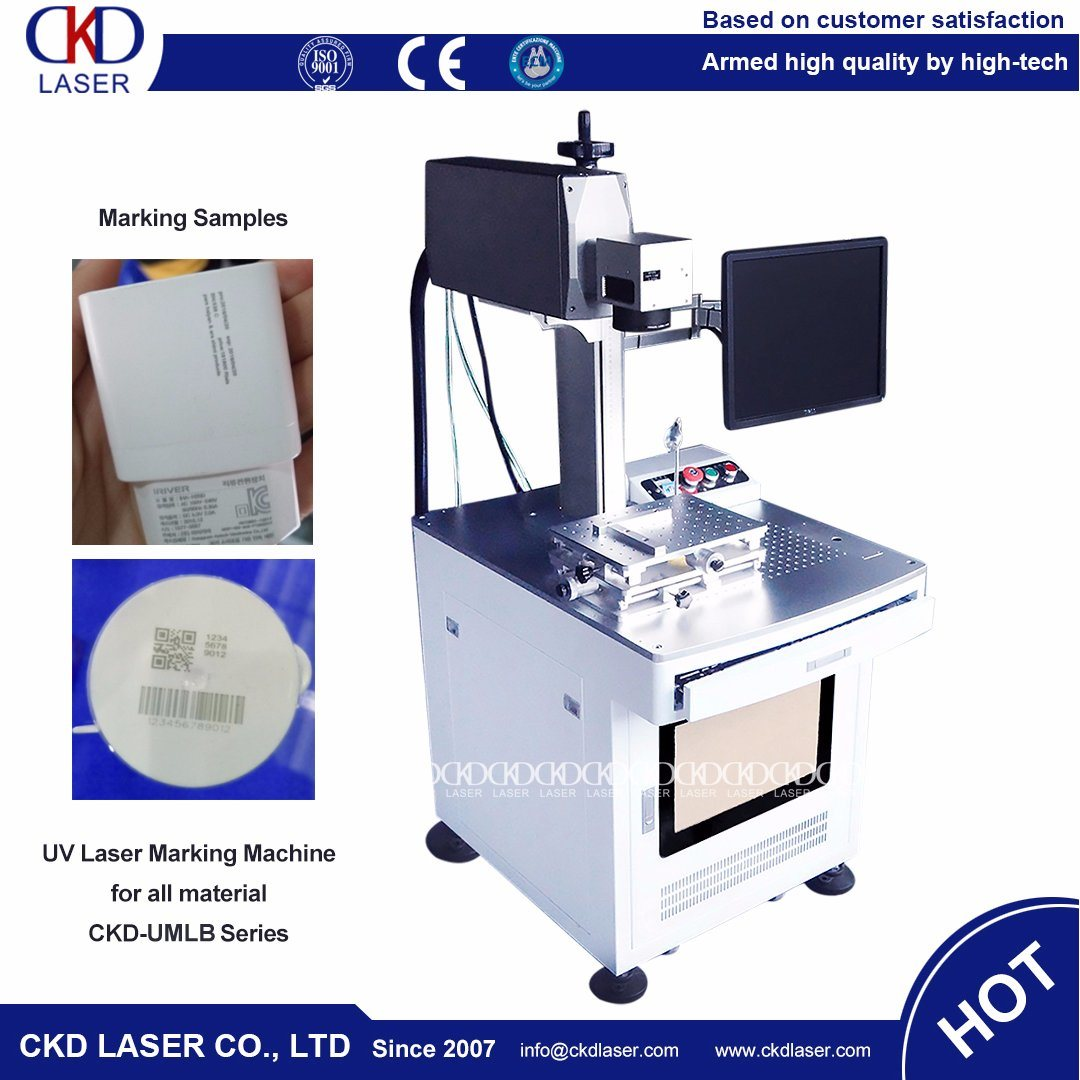 Specialized in Plastics Laser Engraving Machine for PCB