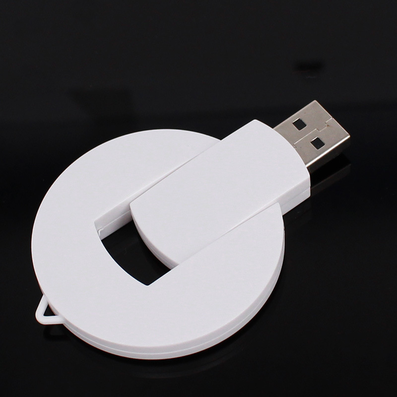 New Customize Plastic USB Flash Drive