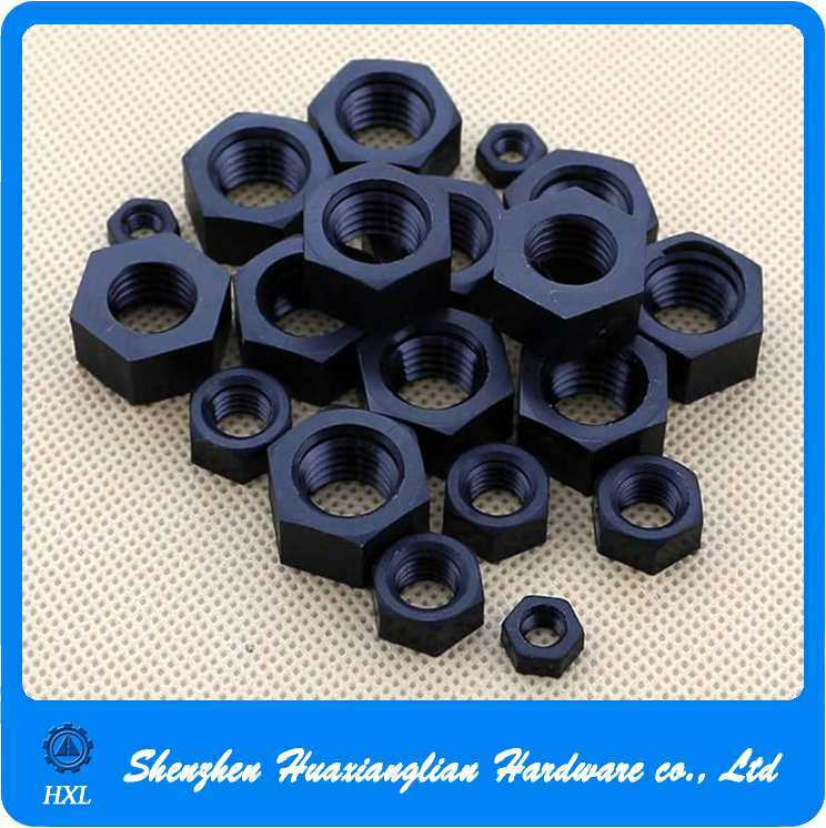 Different Types Nylon Plastic Insulation Fasteners