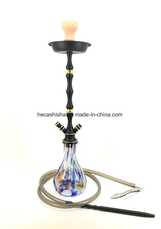 2017 Newly Launched Zinc Alloy Nargile Smoking Pipe Shisha Hookah