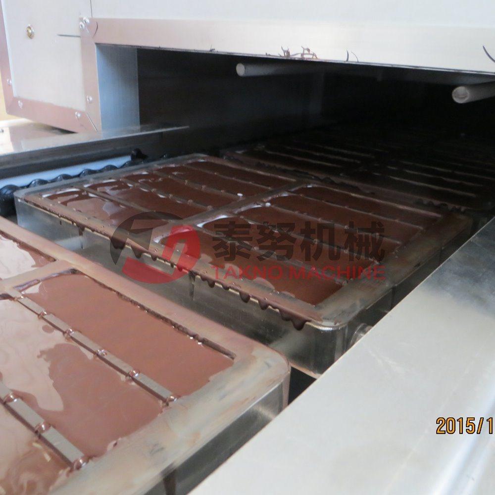 2t/8hr Chocolate Bar Production Line