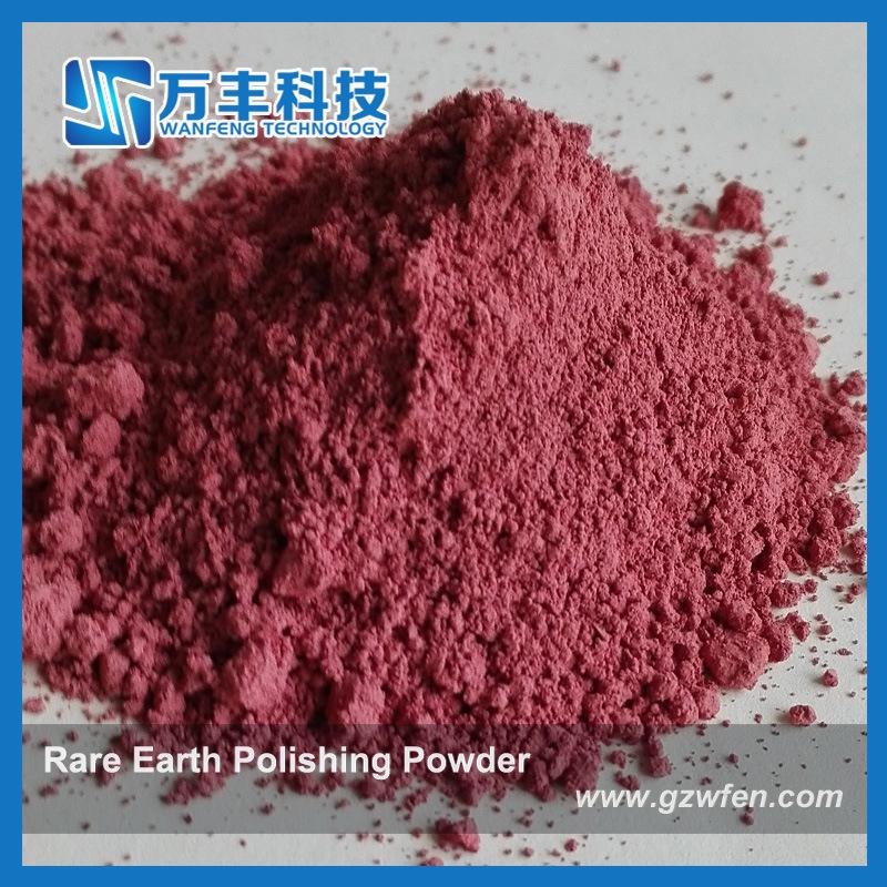Rare Earth Polishing Powder Cerium Oxide with Lanthanum Elements