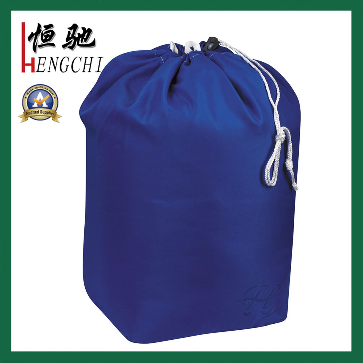 Polyester Drawstring Durable Popular Laundry Storage Bag