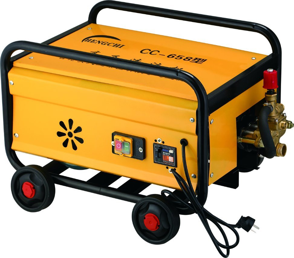 Cold Water High Pressure Washer Copper Electric Car Cleaning Machine with Ce