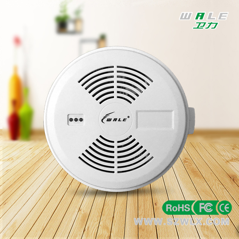 New Standalone GSM Photoelectric Smoke Detector with SIM Card