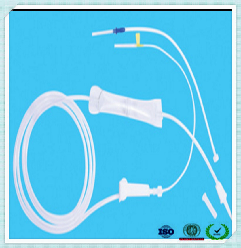 Medical Grade Plastic Tube Single Lumen for Infusion