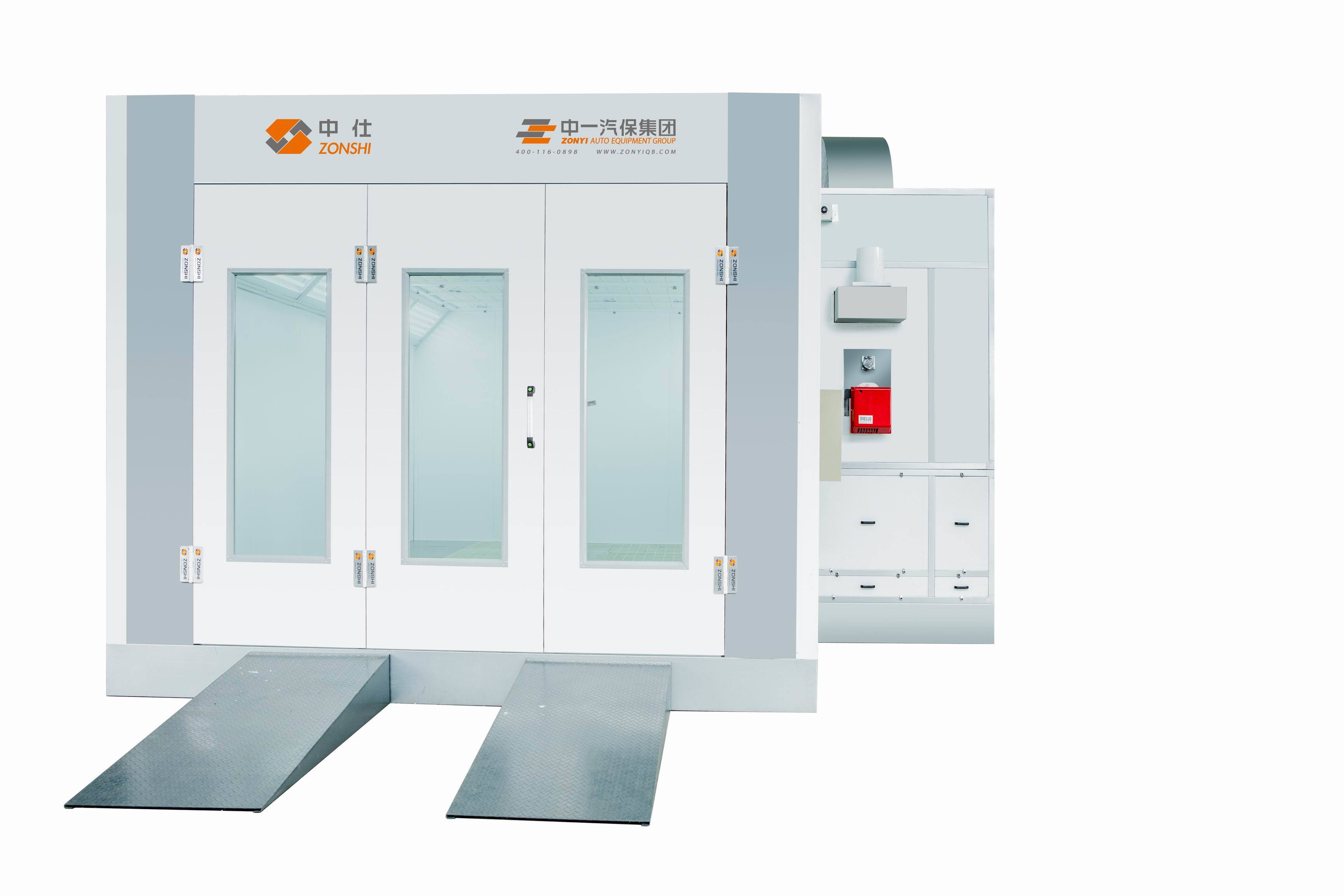 Ce Spray Booth TUV Booth