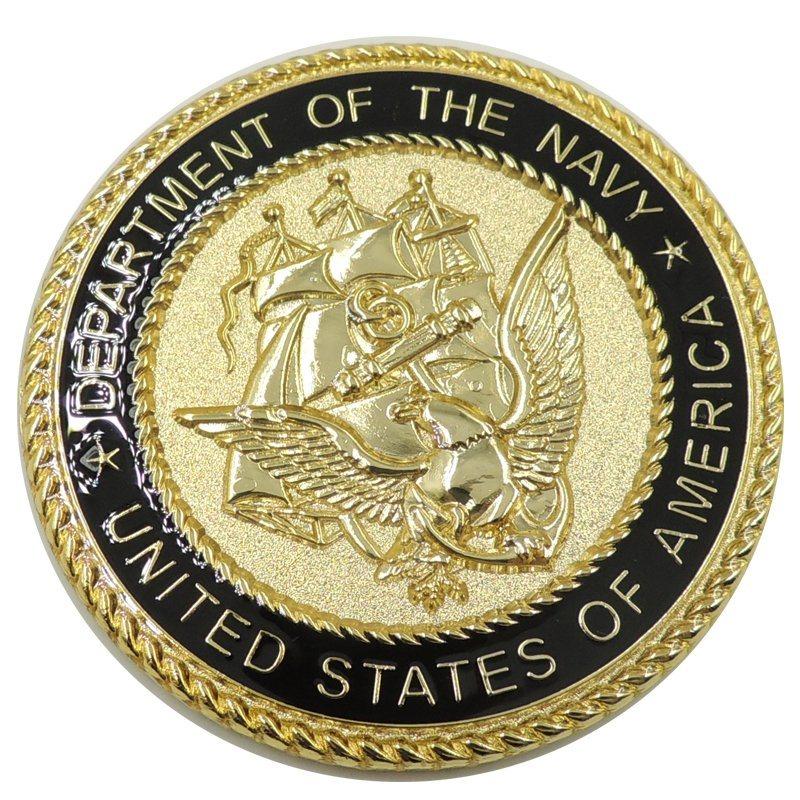 Promotion Custom Metal USA Navy Coins