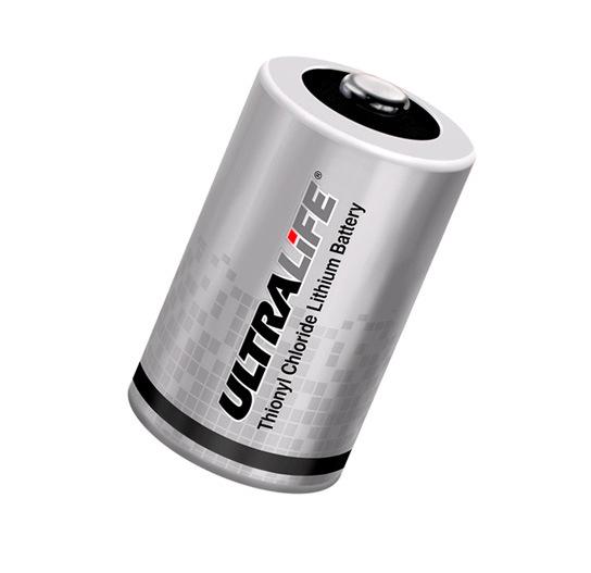1/2AA 3.6V 1.2ah Lithium Battery for Ammeter (ER14250)
