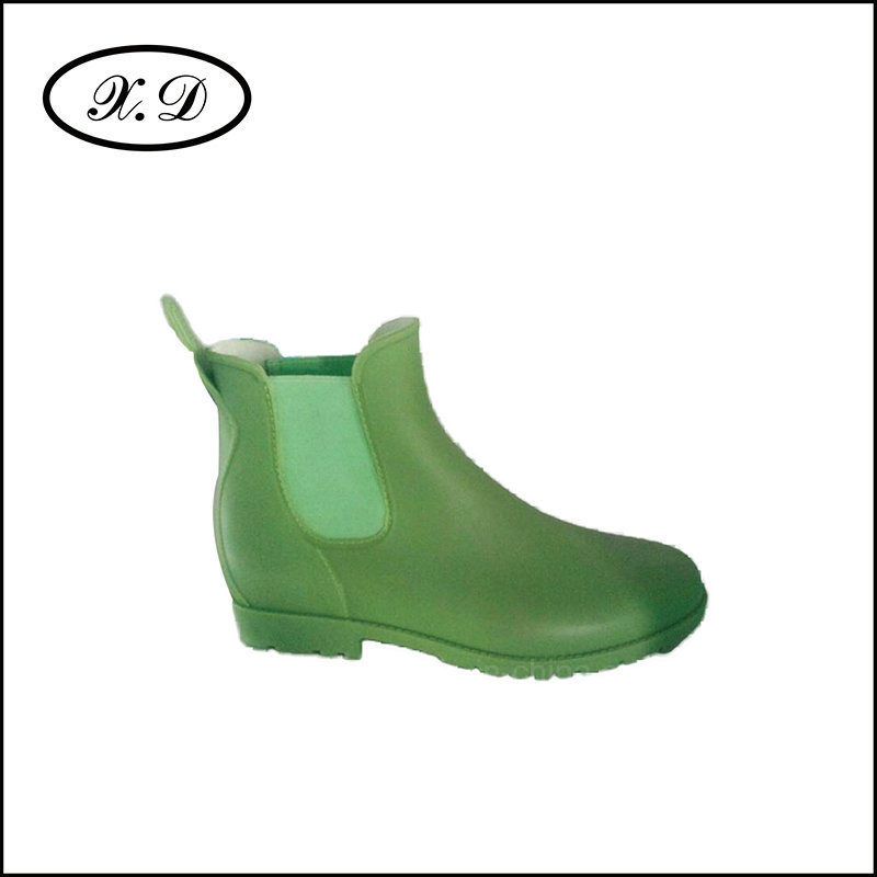 Color Rain PVC Boots for Ladies
