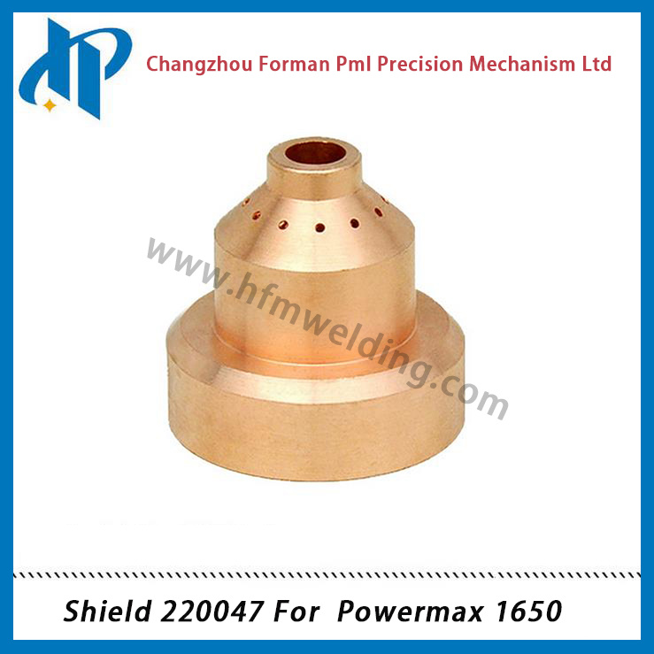 Shield Cap 220047 for Powermax 1650 Plasma Cutting Torch Consumables 100A