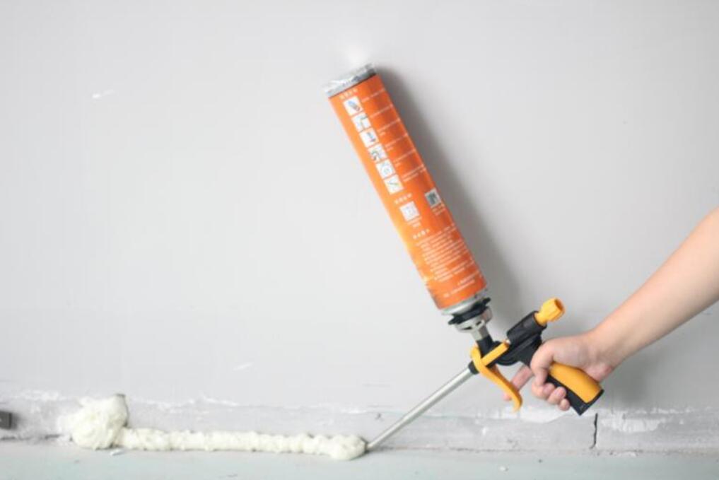 Foam Gun with Double Color Handle Fg-004