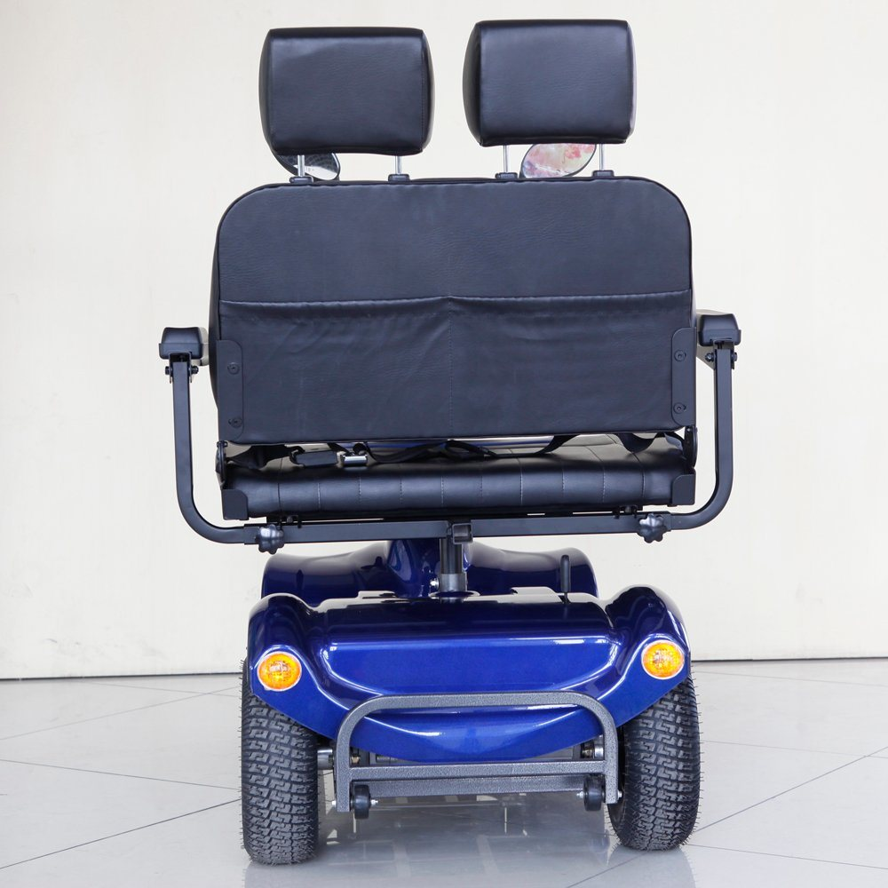 2 Seat Mobility Scooter with Ce