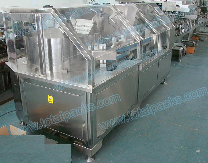 Automatic Bottle Unscrambling Machine High Speed (US-100A)