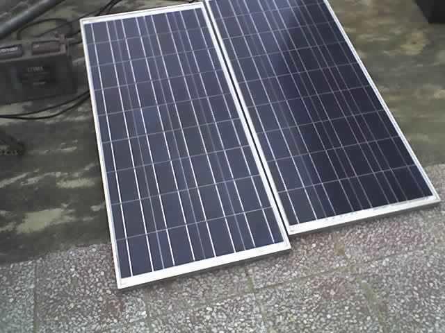 OEM/ODM 130W Poly Solar Panels Factory Direct (GSPV130P)