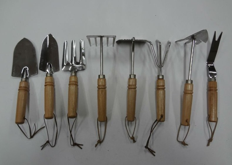 Stainless Steel Garden Tools Series